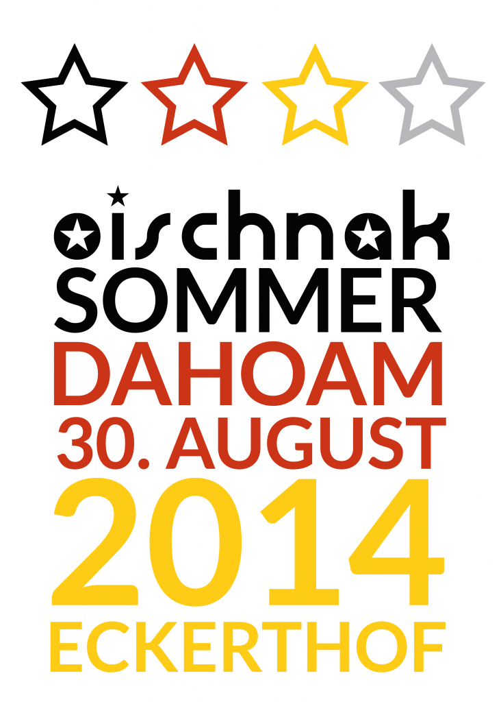 Sommer Dahoam Schland Design